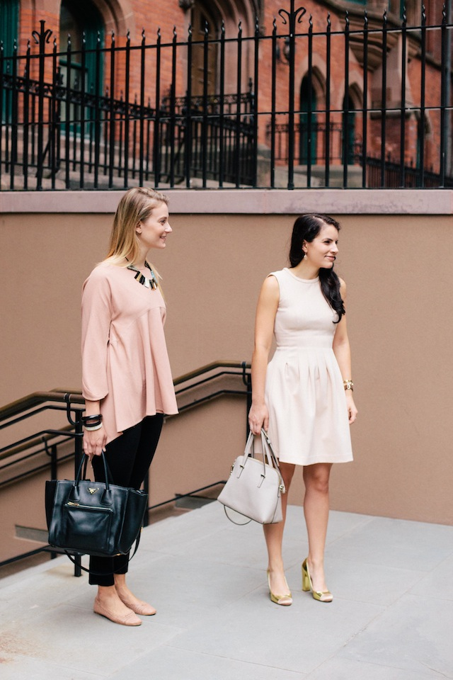 The Highline Hotel Chelsea New York City boutique hotels blush clothes Prada Kate Spade